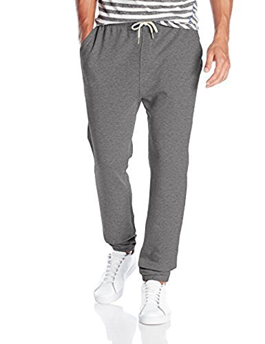 dc-shoes-mens-rebel-tracksuit-bottoms-charcoal-heather-xl-oxy-cleaner-bundle
