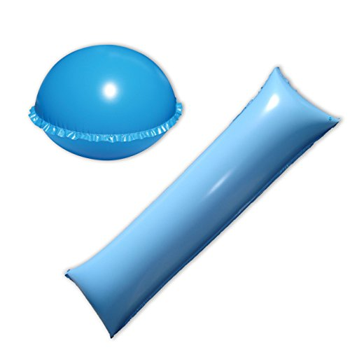 Winter Pool Cover Air Pillow Combo Pack - 4 x 4 and 4 x 8 Foot