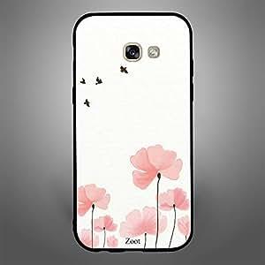 Samsung Galaxy A5 2017 Birds and Flowers
