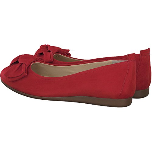 Rosso Paul 022 Green 2338 Donna Ballerine BxqZawO