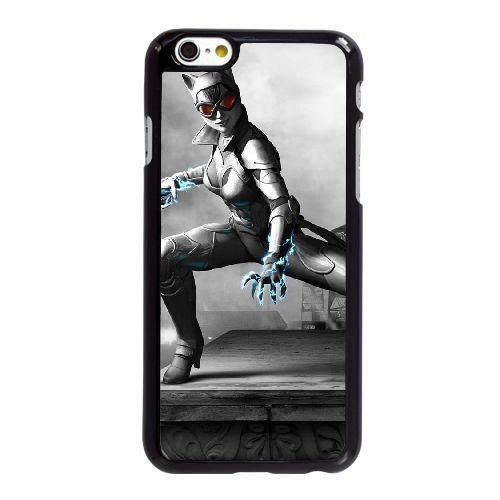 Catwoman M5A27G4OU coque iPhone 6 6S Plus 5.5 Inch case coque black CLY87Y