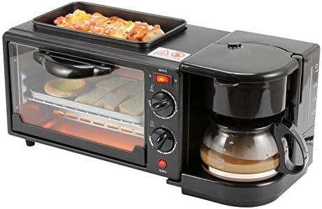 HENRYY Máquina de Desayuno en casa multifunción tre-in-One café ...
