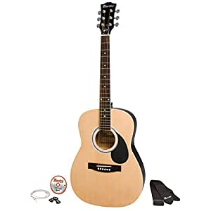 gibson maestro 38 parlor size acoustic guitar natural with accessories musical. Black Bedroom Furniture Sets. Home Design Ideas
