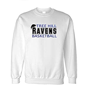 Tree Hill Ravens Football tv Show one - Fleece Sweatshirt