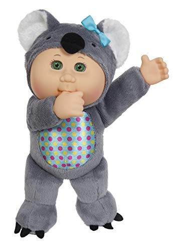 "Cabbage Patch Kids 9"" Libby Koala Zoo Cutie for sale  Delivered anywhere in USA"