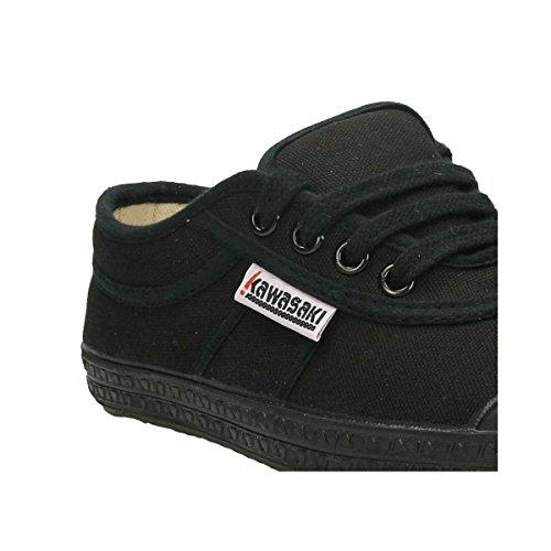 Zapatillas Kawasaki Basic Classic Negras unisex adulto