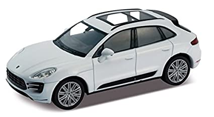 Porsche Macan Turbo White 1/24 by Welly 24047 by Porsche [parallel import goods
