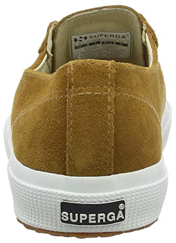 sueu Zapatillas Biscuit Unisex 182 SUPEK Dark Adulto Brown Superga 2750 SqwZ1U6