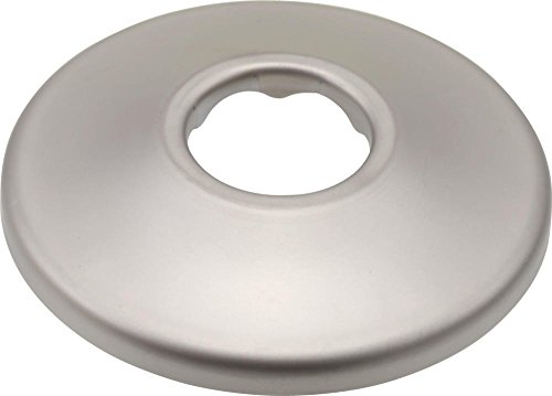 Pearl Bathroom Faucet Delta (Delta Faucet RP6025NN Shower Flange, Pearl Nickel)