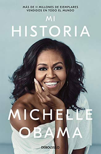 Mi historia : biografía de Michelle Obama
