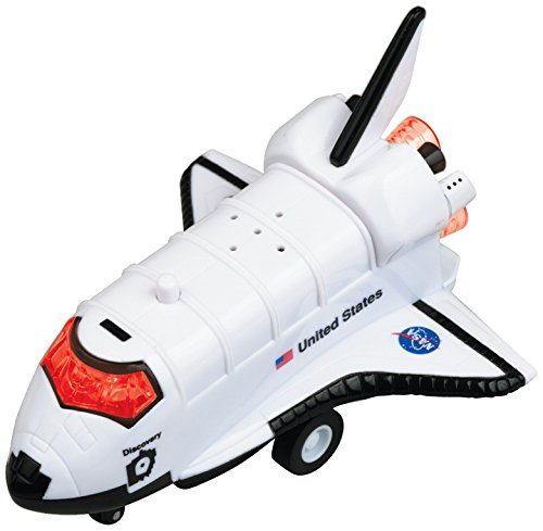 (Daron Space Shuttle Pullback Discovery Toy)