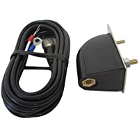 CB Radoi Antenna Molded Side Mount with 12` Coax Cable - Workman PSM-2