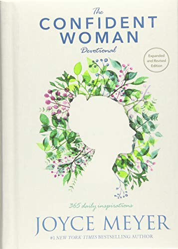The Confident Woman Devotional: 365 Daily Inspirations (Discovery House Publishers)