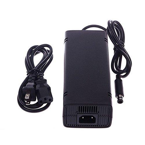 Microsoft Original OEM Xbox 360E Elite AC Adapter Power S...