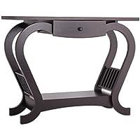 ioHOMES Venetta Console Table, Espresso