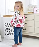 CARETOO Girls Clothes Outfits, Cute Baby Girl