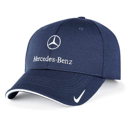 Genuine mercedes benz nike baseball cap hat buy online for Mercedes benz hats usa