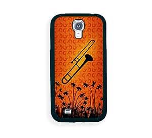 Trombone Samsung Galaxy S4 I9500 Case - Fits Samsung Galaxy S4 I9500