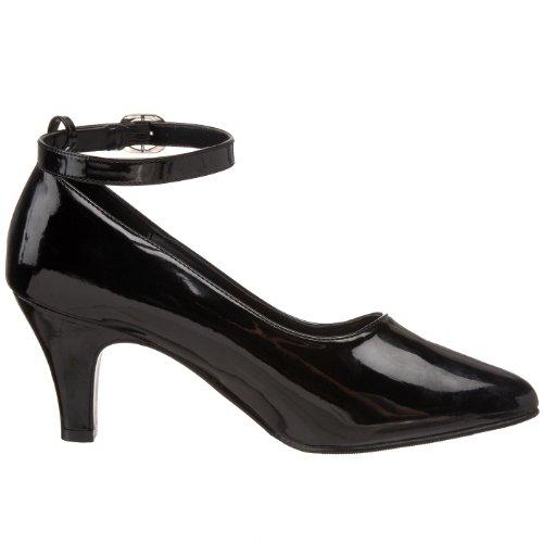 Pleaser DIV431/B- Zapato Mujer