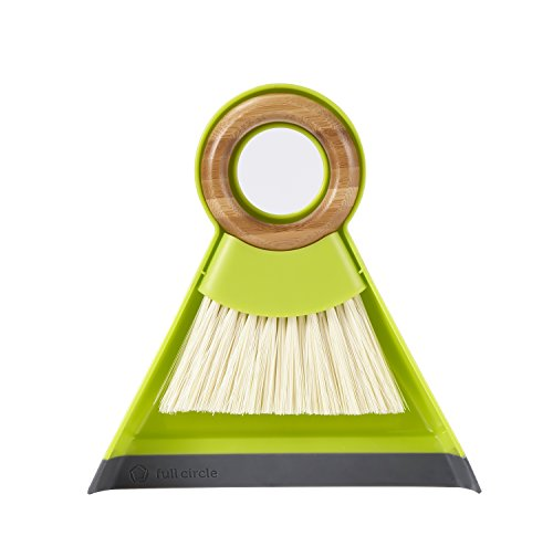 Full Circle Tiny Team mini brush and dustpan set (Broom Natural compare prices)