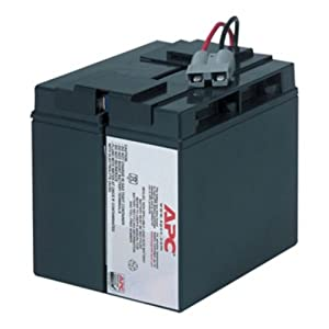APC RBC7 APC Replacement Battery Cartridge (7)