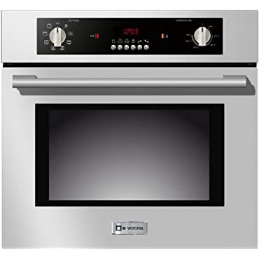 Verona VEBIEM241SS 24 Single Wall Oven