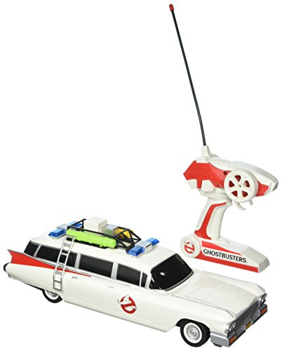 NKOK Ghostbusters Ecto-1 Classic Vehicle]()