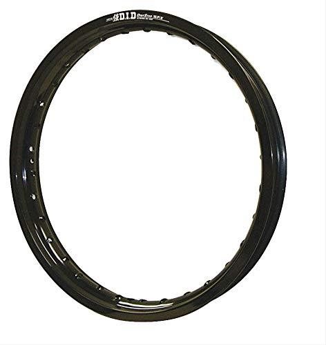 21 x 3.5 Dual Disc Ultima Vortex CNC Machined Aluminum Front Wheel 37-808