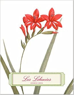 les liliacees address book