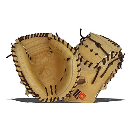 Nokona Alpha Select 30 Inch S-120 Youth Baseball Catcher's Mitt