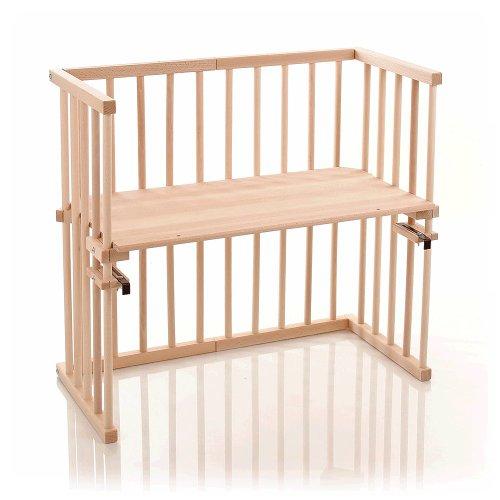 babybay mini - 140100 - Cuna de colecho, color madera natural [Importado de Alemania]: Amazon.es: Bebé
