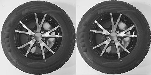 5 Spoke Aluminum Wheel - 6