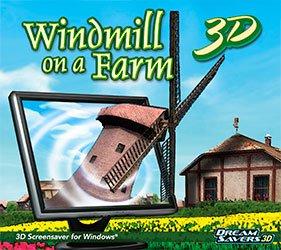 (Windmill on a Farm 3D)