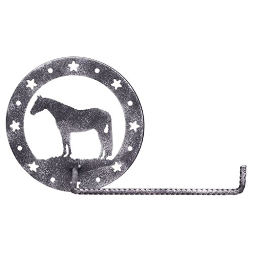 Gift Corral Toilet Paper Holder - Quarter Horse