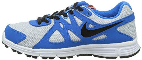 Nike REVOLUTION 2 GS silber - 5Y