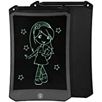 """EooCoo 8.5"""" Reusable LCD Writing Tablet Ewriter, Doodle Drawing Pad"""