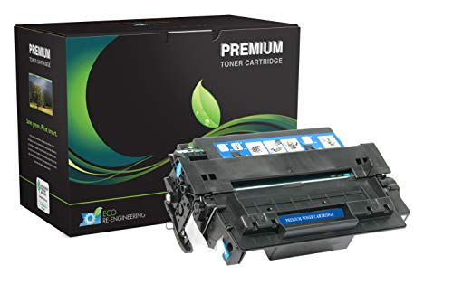 Inksters Remanufactured Toner Cartridge Replacement for HP 51A Toner Q7551A (HP 51A) for Laserjet M3027 MFP M3027X M3035 MFP M3035XS P3005 P3005D P3005DN P3005N P3005X (Black)