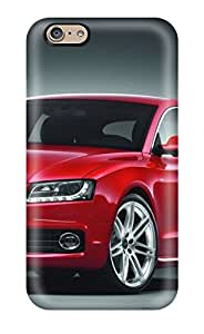 MnclJto7136RziBy Tpu Phone Case With Fashionable Look For Iphone 6 - Audi A5 6