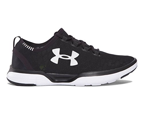 Underarmour UA Bgs Charged Cools Witch RN – Black, White, multicolore, 6