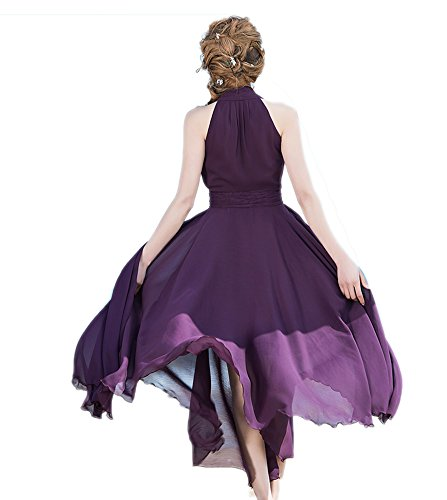 Linie Damen Mehrfarbig Mehrfarbig Violett Engerla Violett Kleid A EZgwpWxqO