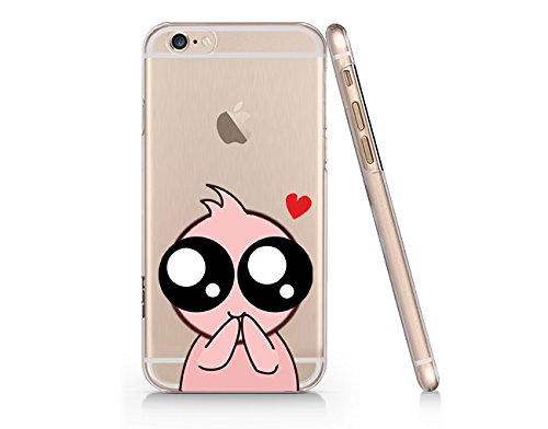 Cute Puppy Eyes Slim Iphone 6 6S Case, Clear Iphone 6 6S Hard Cover Case For Apple Iphone 6 /6S -Emerishop (NPT011.6sl)