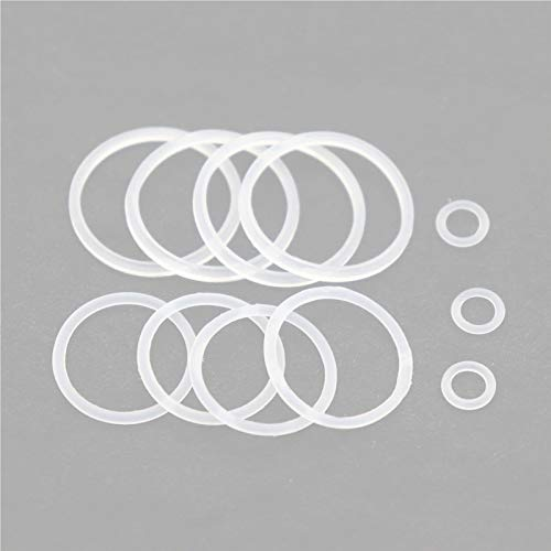 Mtl Rings - ARAMC Silicone Seal Ring for Digiflavor Siren 2 24 M M Edition 11pcs/Pack