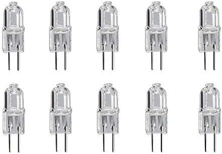 5 X G4 20W 12V Klar Halogen Kapsel Lampe Glühbirnen F3V4 N1M