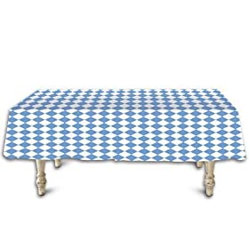 Oktoberfest Tablecover 54in. x 108in. Party Decoration (1/pkg)