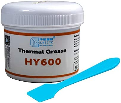 HALNZIYE Pasta T/érmica para CPU hy610/150/G Oro 3.05/W//Router Thermal Grease