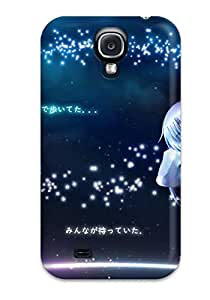 Minnie R. Brungardt's Shop 7831897K61303589 Angel Beats Awesome High Quality Galaxy S4 Case Skin