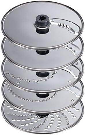 Kenwood Küchenmaschine FPM910 silber