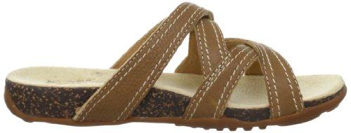 Timberland Womens BareStep Slide Sandal Medium Brown