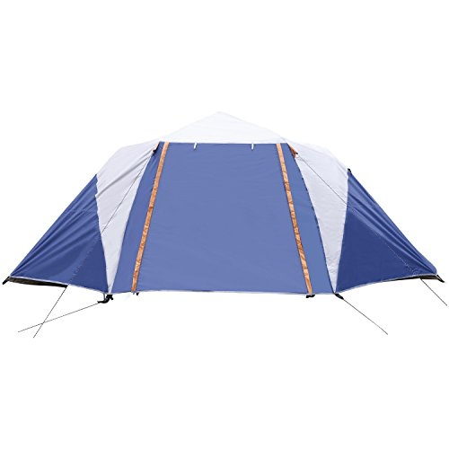 6-8 Person Tent Automatic Instant Cabin Tent for Family Camping, Weathermaster For Sale