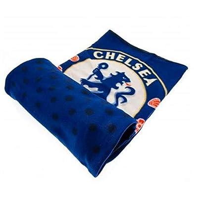 Chelsea Fc Fleece Blanket Fade Design